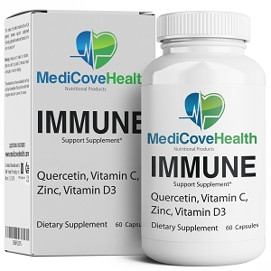 IMMUNE: Support Supplement